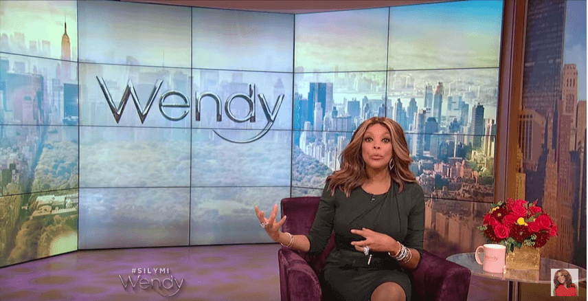 Wendy Williams Talks Substance Abuse and Her Son