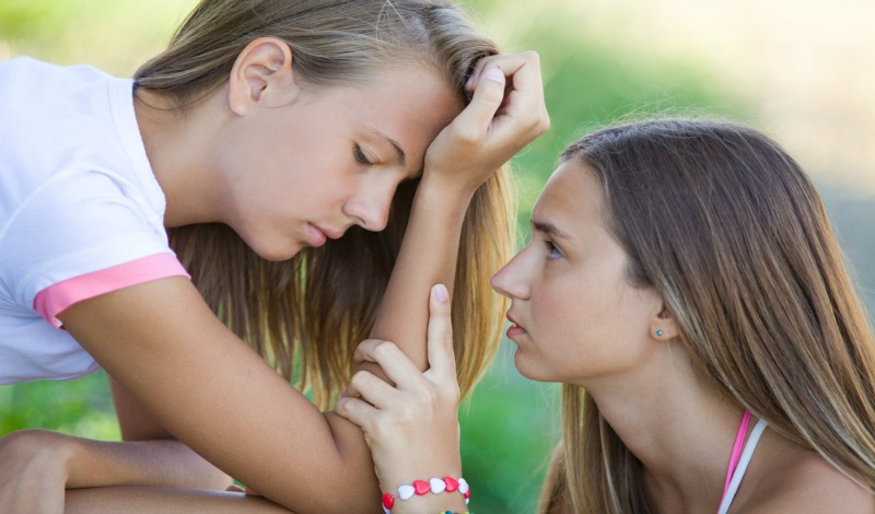 Negative Thinking And Anxiety Disorders In Young Women