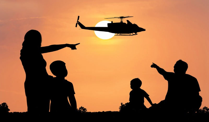 Helicopter Parenting: Sheltering Children Causes a Lifetime Of Poor Self Esteem